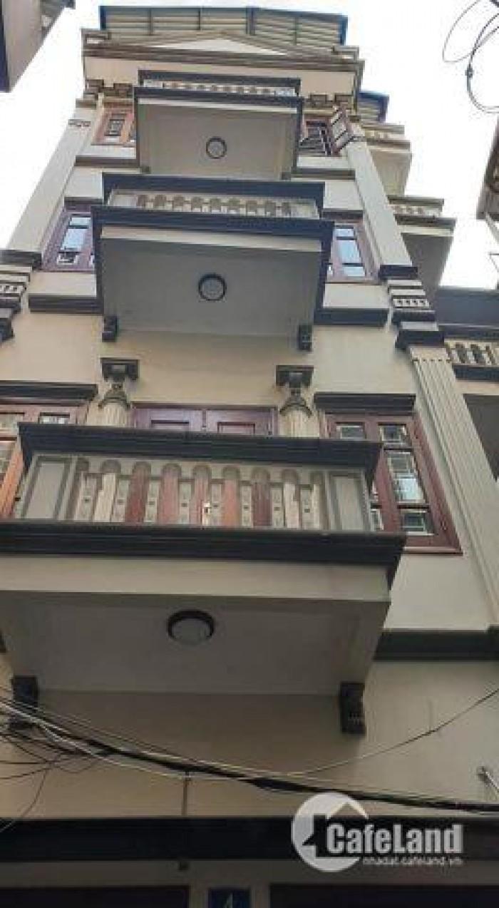 Bán nhà đẹp ngõ 178 phố Thái Hà, Đống Đa DT 53m, MT 6.7m