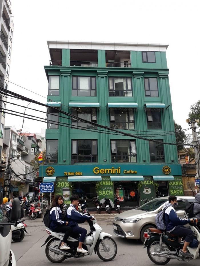 Bán nhà mặt phố Hoàng Văn Thái, Thanh Xuân x 126m2, MT 5.3m
