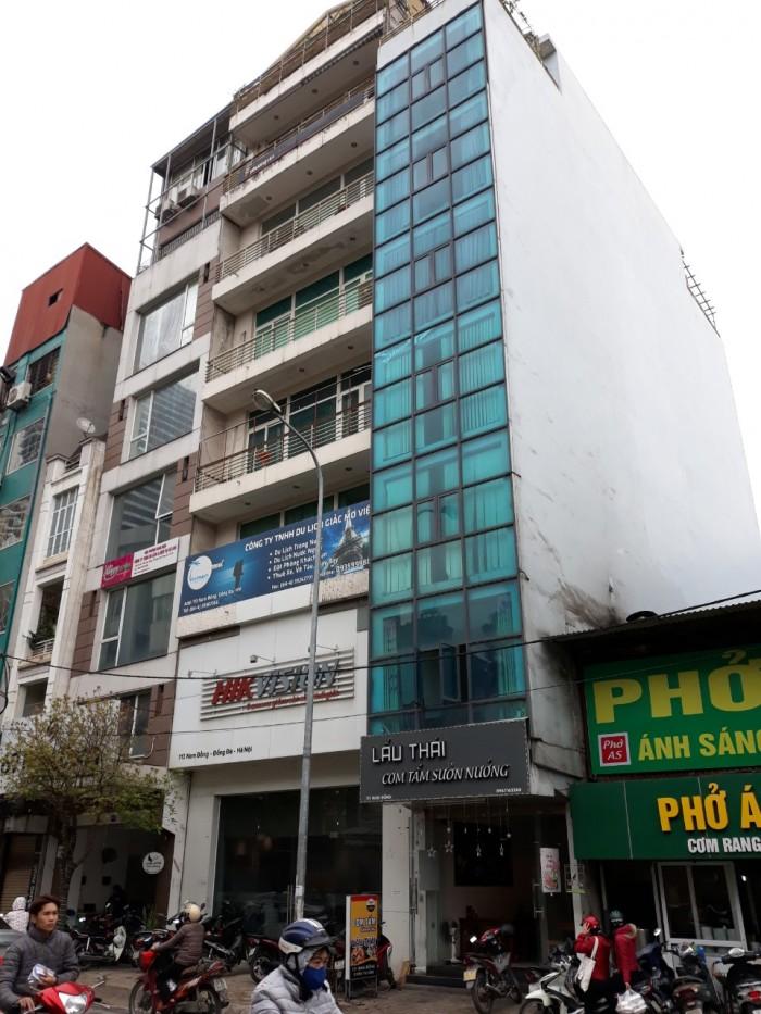 Bán nhà mặt phố Vũ Ngọc Phan, Đống Đa, 80m2, 7T