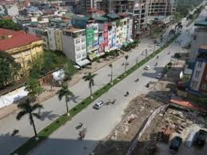 Mặt phố Tân Mai đường đôi vỉa hè lớn kd sầm uất nhất Hoàng Mai 56m2.