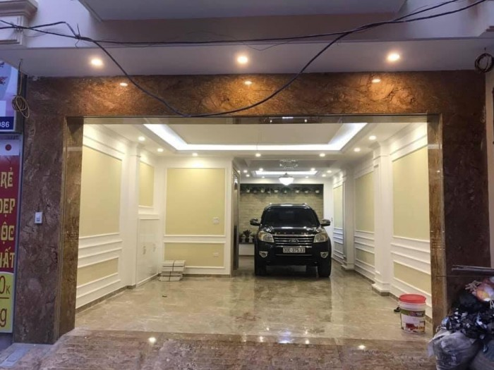Bán nhà phân lô Nguyên Hồng 50m2*5 tầng mới,ngõ 2 ô tô tránh kinh doanh tốt