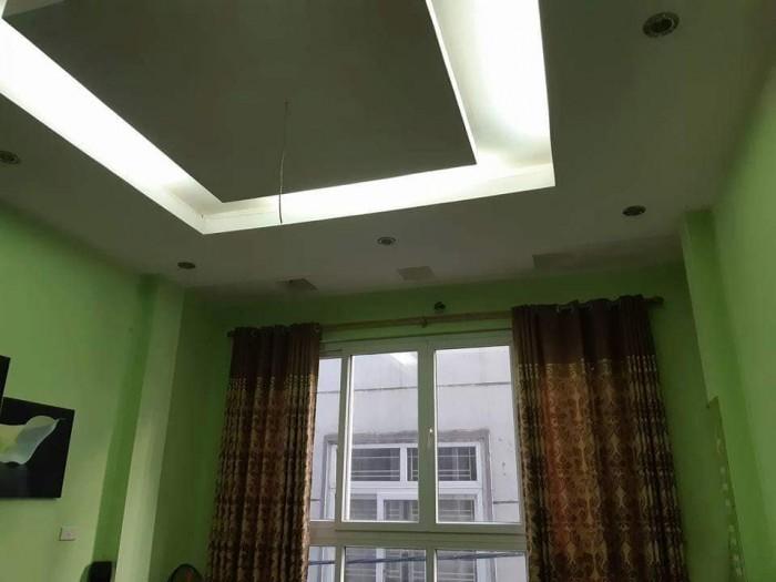 Nhà ngõ Yên Lạc 50mX5t, MT4m