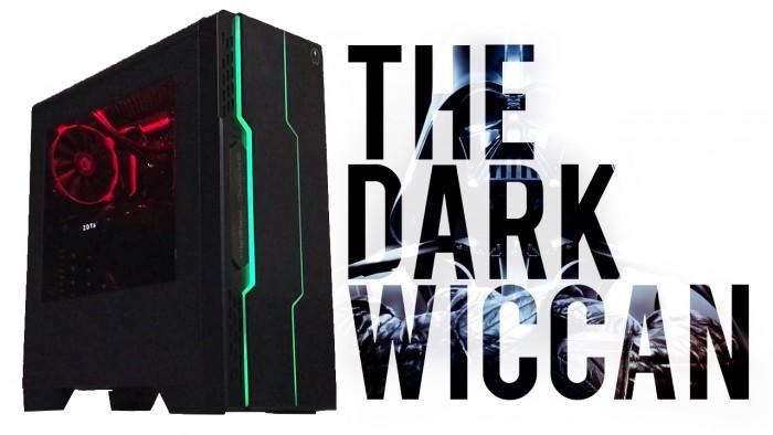 Vỏ thùng Case Gaming Freak GFG-DKWC1 Dark Wiccanchính hãng2