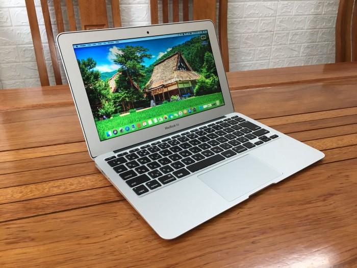 Macbook Air 11 inch 2015 Core i5 Ram 4Gb SSD 128GB1