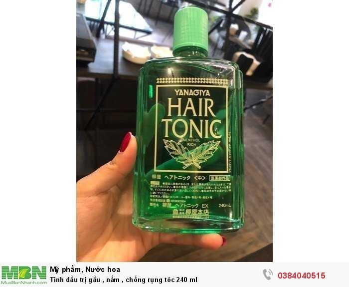 Tinh dầu trị gầu , nấm , chống rụng tóc 240 ml1