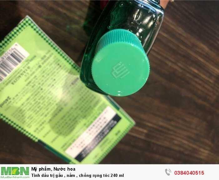 Tinh dầu trị gầu , nấm , chống rụng tóc 240 ml3