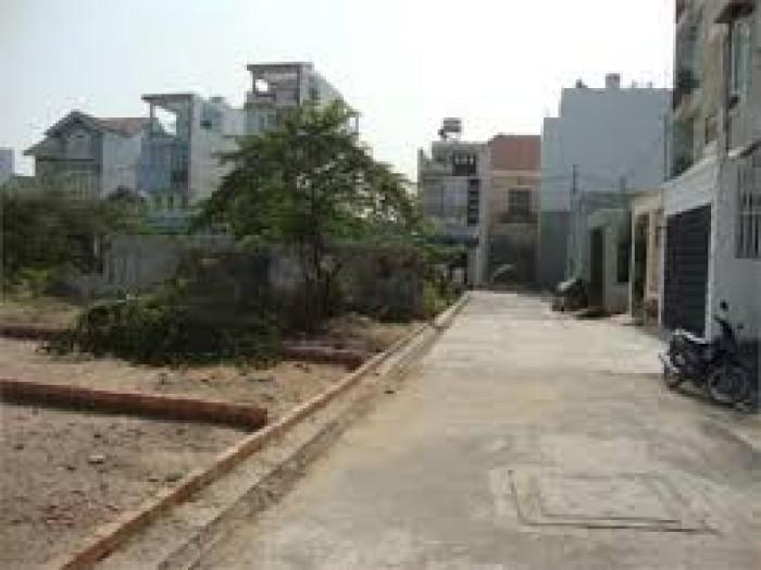 Chính chủ cần bán đất sổ hồng riêng quận 12 gần Thạnh Xuân 25