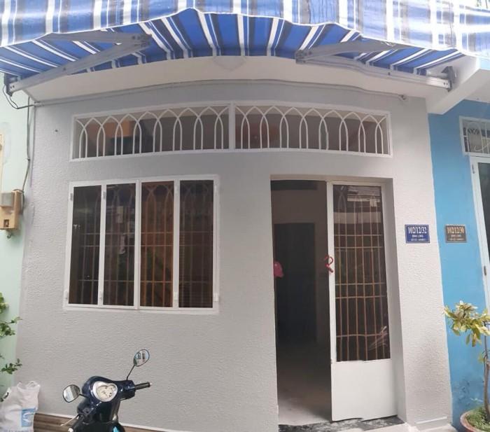 Bán nhà, 4xm Bình Long Phú Thạnh Q.Tân phú