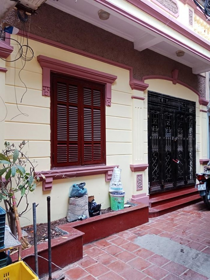 Nhà đẹp Trần Xuân Soạn oto đỗ cổng, siêu hiếm đúng 10m ra Phố 45m2x5T