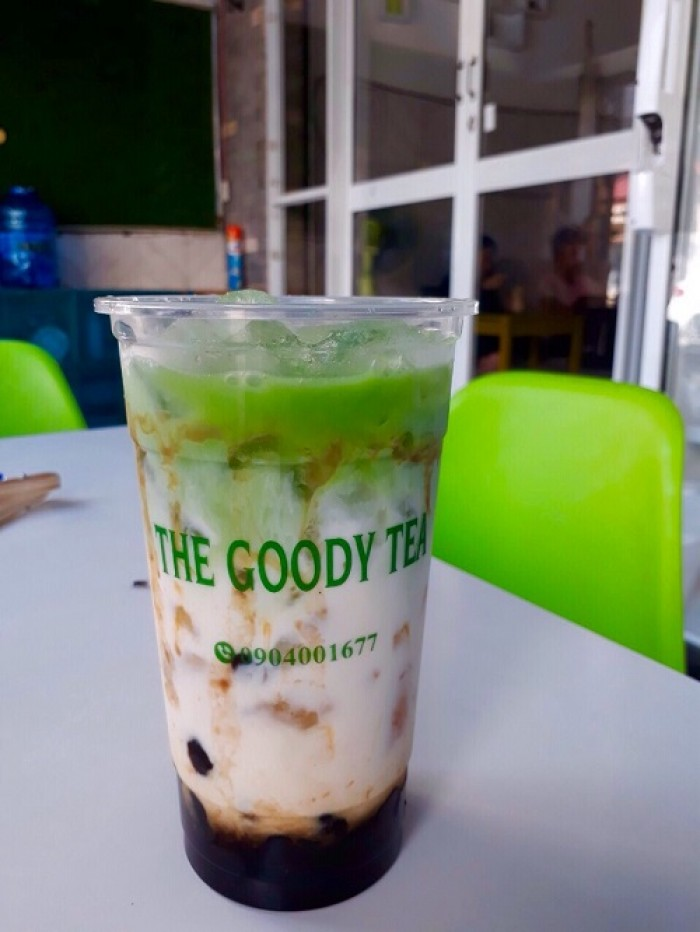 Trà Sữa The Goody Tea - Hiệp Bình Chánh Bình Triệu Thủ Đức13