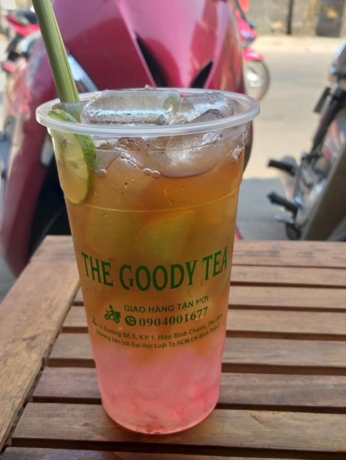 Trà Sữa The Goody Tea - Hiệp Bình Chánh Bình Triệu Thủ Đức6