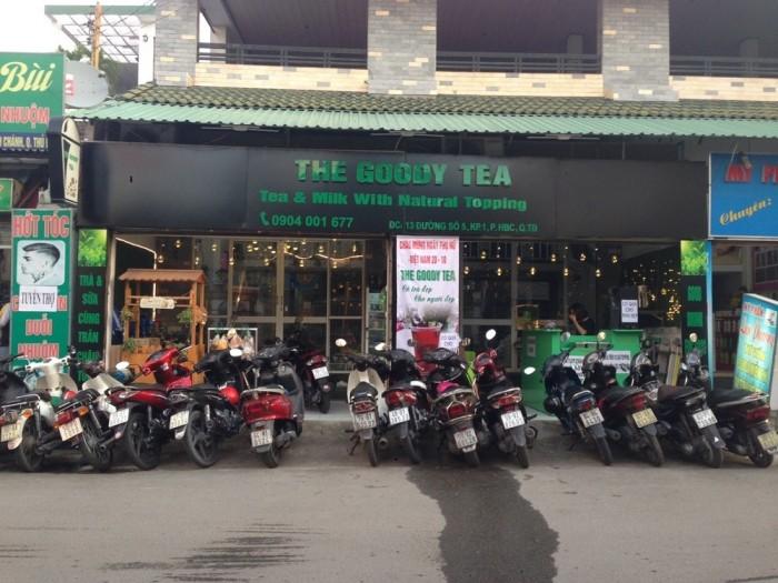 Trà Sữa The Goody Tea - Hiệp Bình Chánh Bình Triệu Thủ Đức15