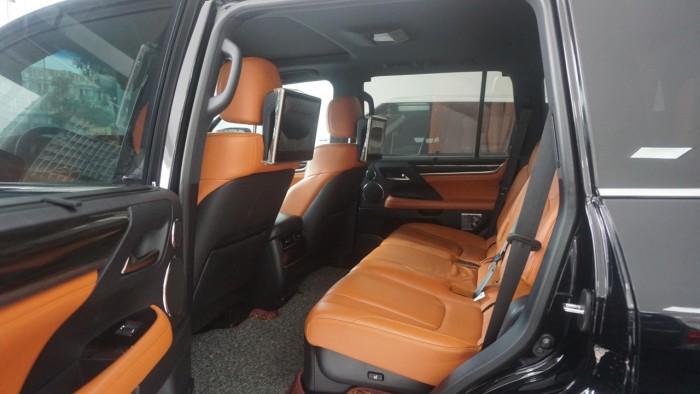 MT AUTO 88 TỐ HỮU Bán xe Lexus LX 570 năm sản xuất 2015, màu đen, nhập khẩu chính hãng 24