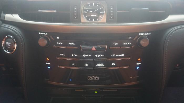 MT AUTO 88 TỐ HỮU Bán xe Lexus LX 570 năm sản xuất 2015, màu đen, nhập khẩu chính hãng 17