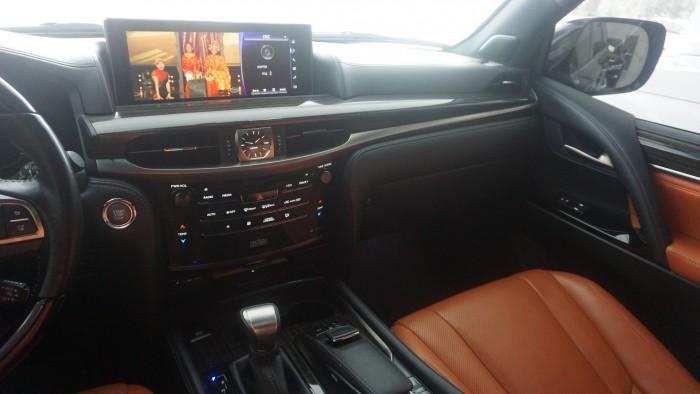 MT AUTO 88 TỐ HỮU Bán xe Lexus LX 570 năm sản xuất 2015, màu đen, nhập khẩu chính hãng 11