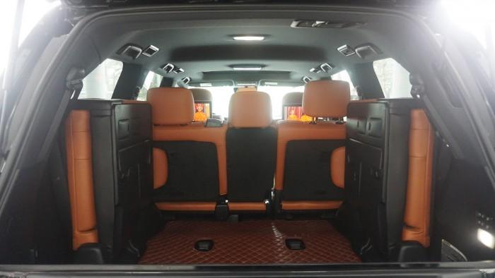 MT AUTO 88 TỐ HỮU Bán xe Lexus LX 570 năm sản xuất 2015, màu đen, nhập khẩu chính hãng 13