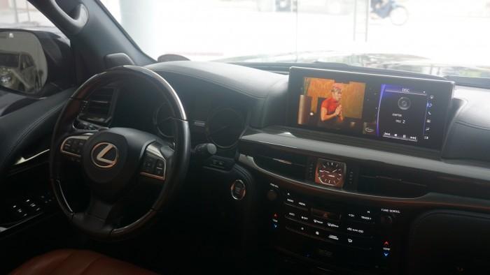 MT AUTO 88 TỐ HỮU Bán xe Lexus LX 570 năm sản xuất 2015, màu đen, nhập khẩu chính hãng 14