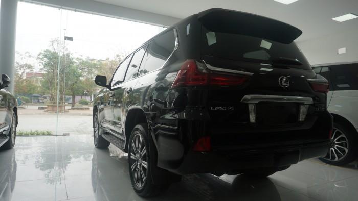 MT AUTO 88 TỐ HỮU Bán xe Lexus LX 570 năm sản xuất 2015, màu đen, nhập khẩu chính hãng 15