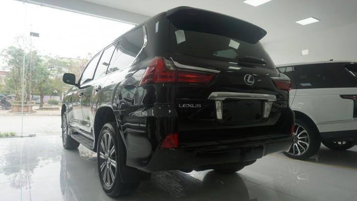 MT AUTO 88 TỐ HỮU Bán xe Lexus LX 570 năm sản xuất 2015, màu đen, nhập khẩu chính hãng 9
