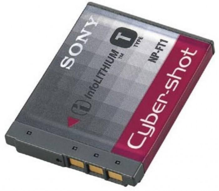 Pin Máy Ảnh Sony NP-FT1 (Cực Hot)3