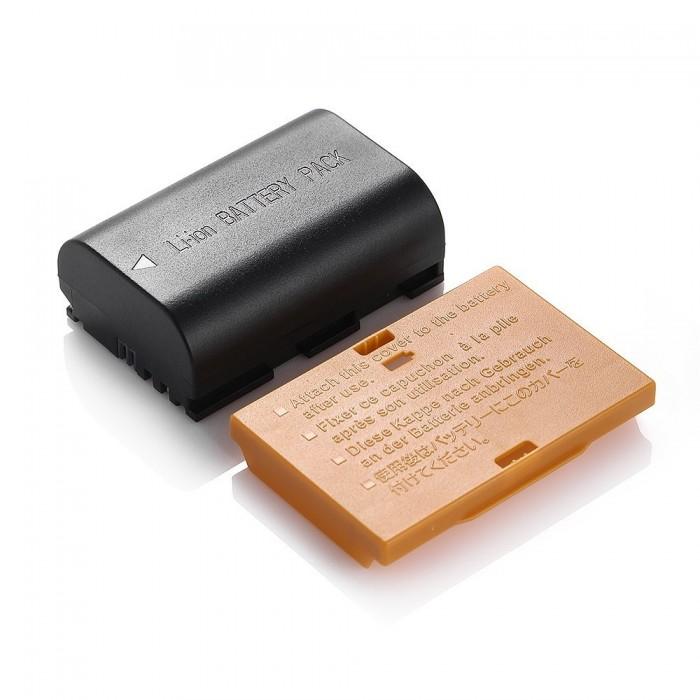 Pin Máy Ảnh LP E6 Cho Canon EOS 5D2 5D3 6D 70D 7D 60D Camera Battery (Hot)0
