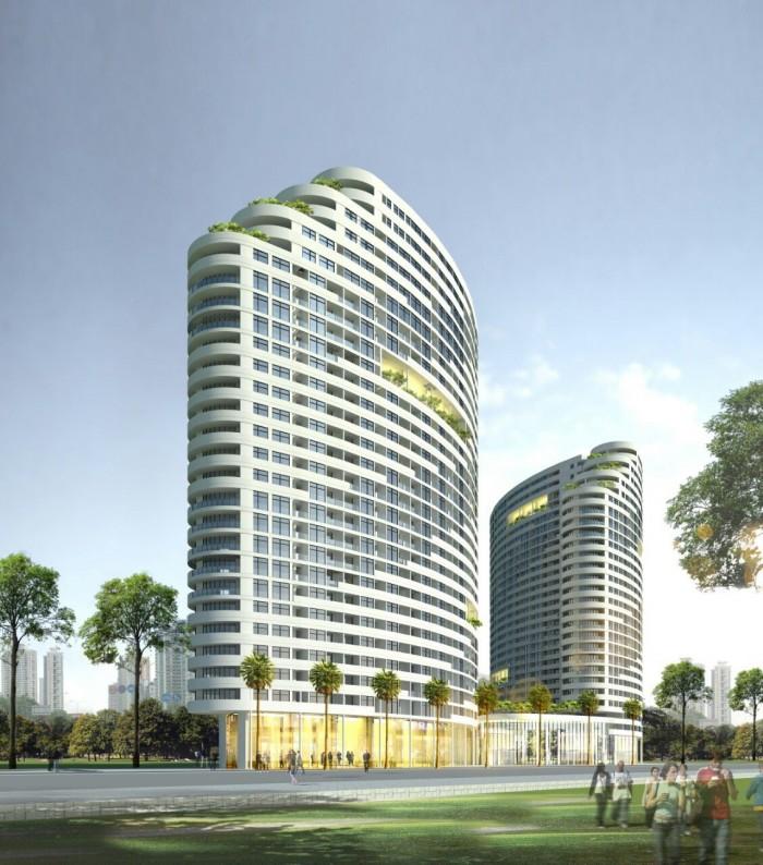 Bán Căn Hộ Chung Cư Gateway 2pn, View Biển + Cảng Dầu Khí, Vũng Tàu