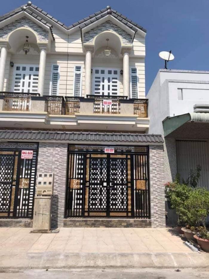 Bán Nhà 1 Trệt 1 Lầu Khu Dân Cư An Khánh Q, Ninh Kiều Cần Thơ