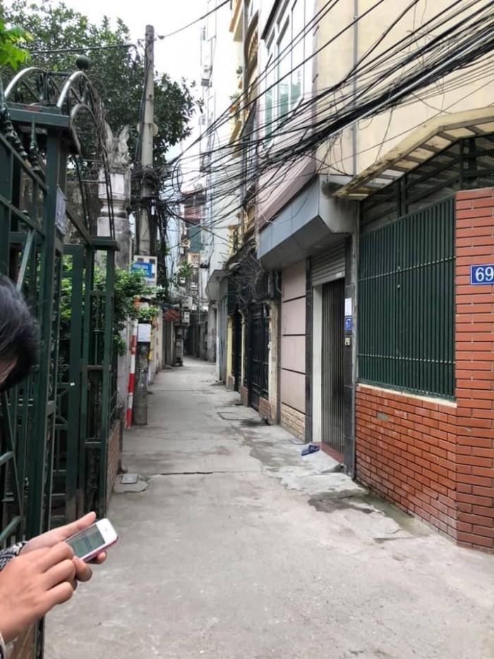 Bán nhà phố Quan Nhân,Thanh Xuân,4T, DT 60m2