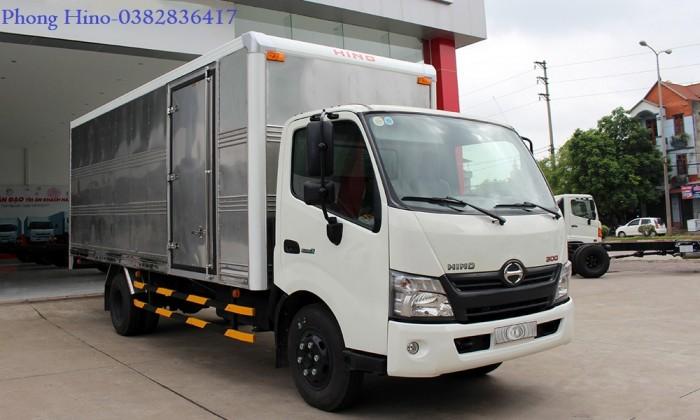 Bán xe tải hino 3,5 tấn / 3,5T/ 3.5 tấn - Xe hino tải 3,5 tấn nhập khẩu
