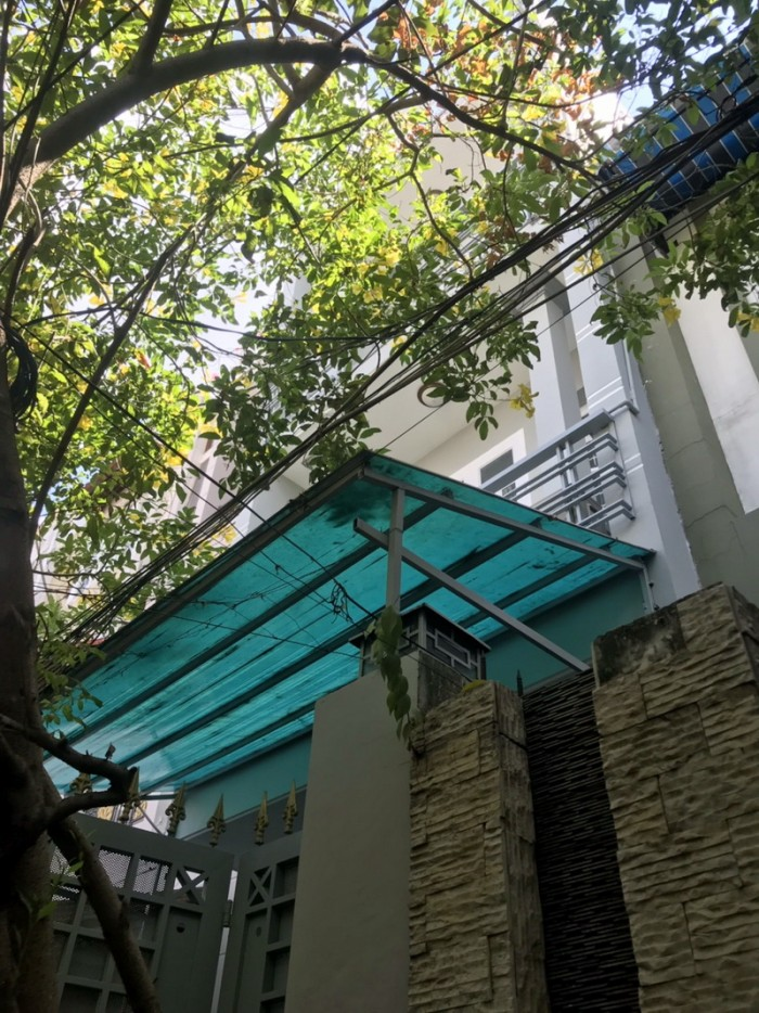 Bán gấp nhà 2 lầu, 4PN khu Kiều Đàm Phường Tân Hưng Quận 7