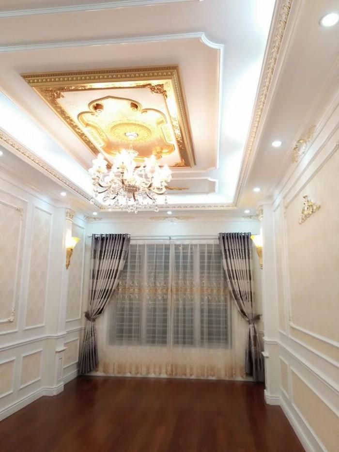 Bán nhà Tôn Thất Tùng 35m, 5 tầng, Phân lô mới đẹp