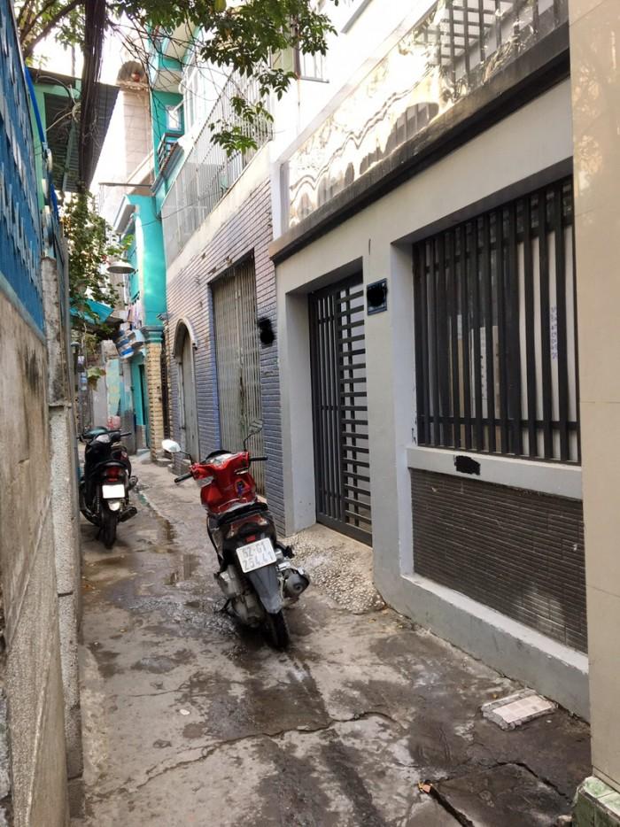 Bán nhà 1 lầu hẻm 793 Trần Xuân Soạn P. Tân Hưng Quận 7.