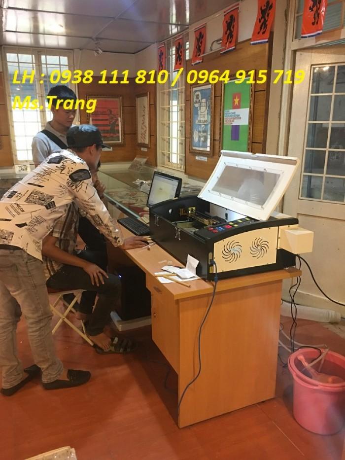 Hướng dẫn sử dụng máy laser mini 3020 tại CNC Thành Long0