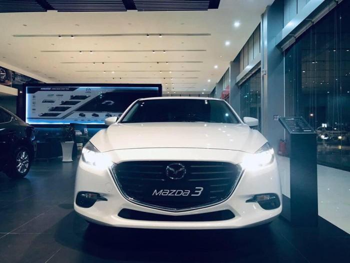 Mazda 3 Hồ Chí Minh - Giảm Nóng Lên Đến 30Tr - Hỗ Trợ Lái Thử Kí Hợp Đồng Tận Nhà.