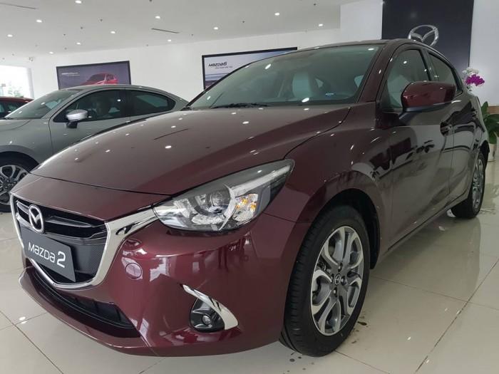 Mazda 2 Nhập Thái 100% - Chất Lượng Vượt Trội - Hỗ Trợ Vay Tối Đa - Giao Xe Tận Nhà - Giá Ưu Đãi
