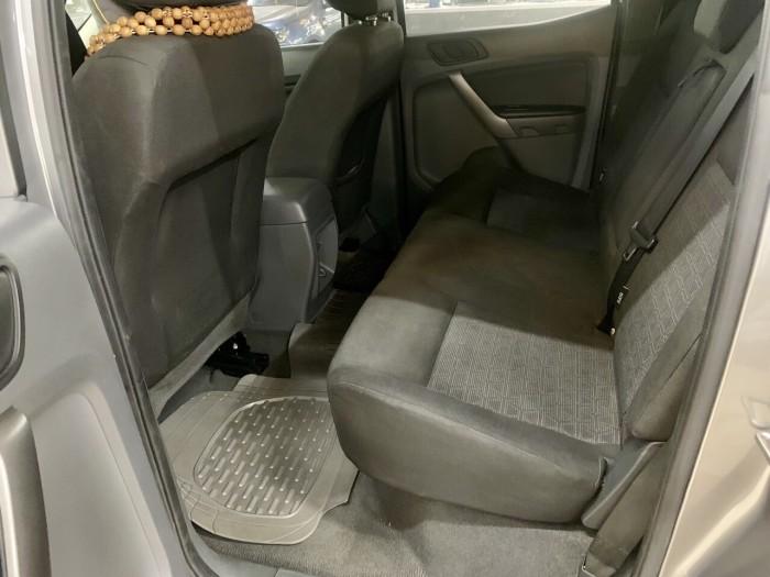 Bán Ford Ranger 4x2 AT sx 2k16,canopy màu bạc