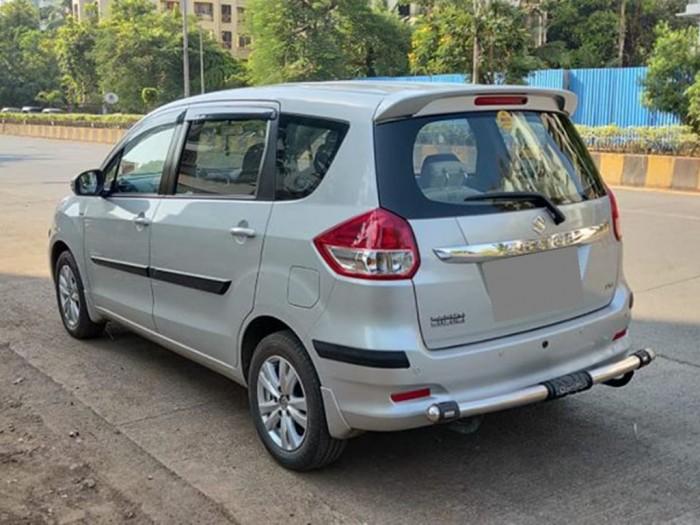 Bán Suzuki Ertiga 2017 màu trắng bạc số tự động nhập khẩu
