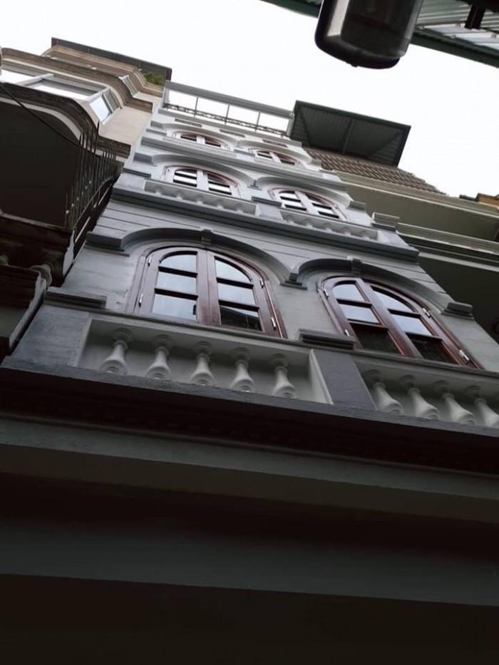 Bán nhà thang máy GIẢNG VÕ, 45M2, 7 tầng