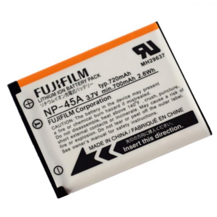 Pin Máy Ảnh Fuji NP45 NP-45A Camera Battery1