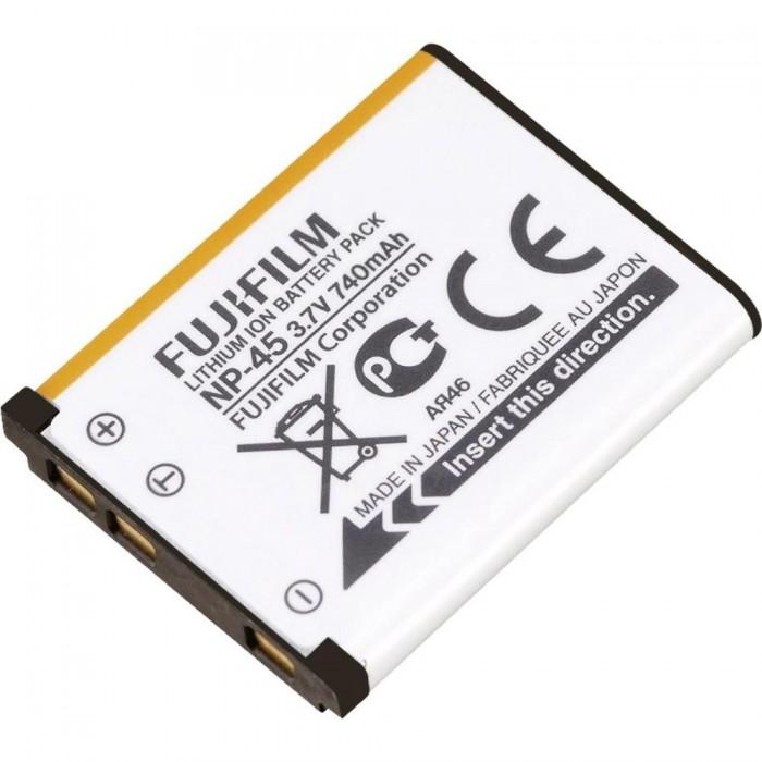 Pin Máy Ảnh Fuji NP45 NP-45A Camera Battery5