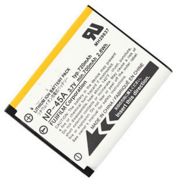 Pin Máy Ảnh Fuji NP45 NP-45A Camera Battery2