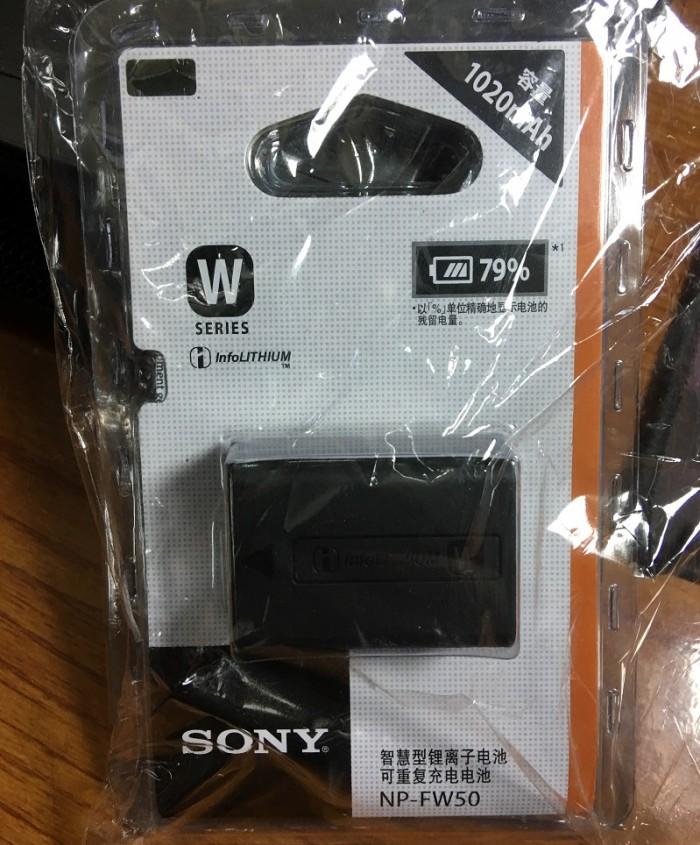 Pin Máy Ảnh NP-FW50 Cho Sony (Cực Hot)0