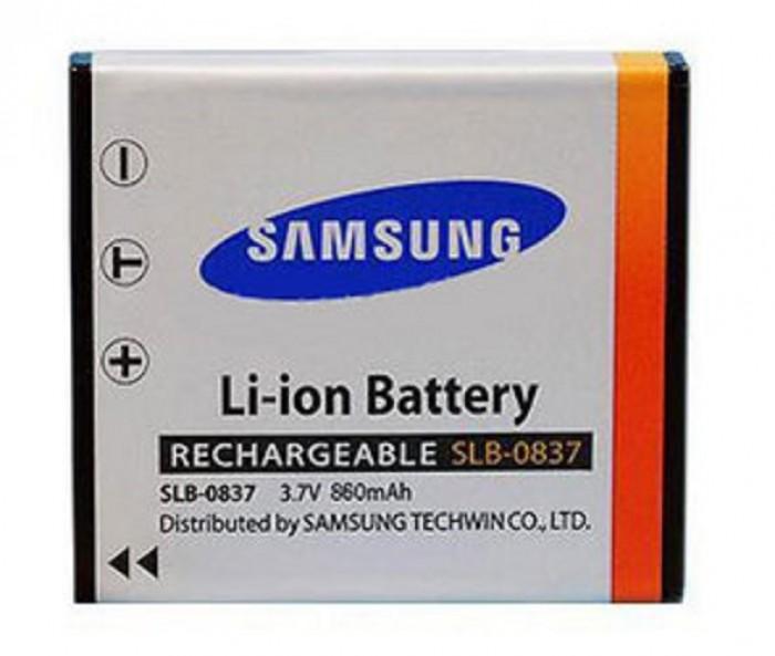 Pin Máy Ảnh SS SLB-0837 Camera Battery (Hot)0