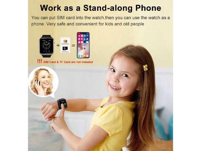 Đồng Hồ Thông Minh X6 dùng độc lập như điện thoại Cảm ứng3