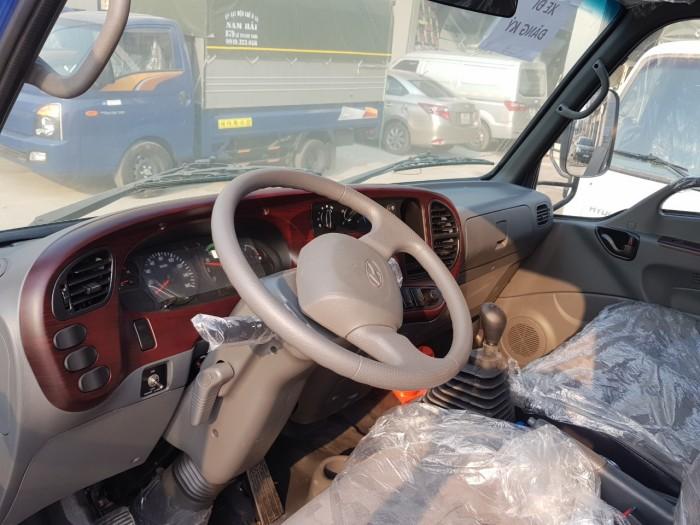 Bán xe hyundai HD700 thùng kín giao ngay, giá tốt nhất thị trường