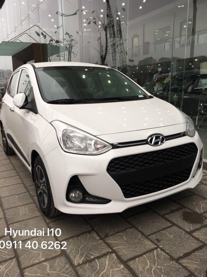 Hyundai Grand i10 Hatback xe có sẵn giao ngay 0