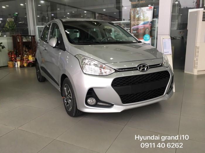 Hyundai Grand i10 Hatback xe có sẵn giao ngay 1