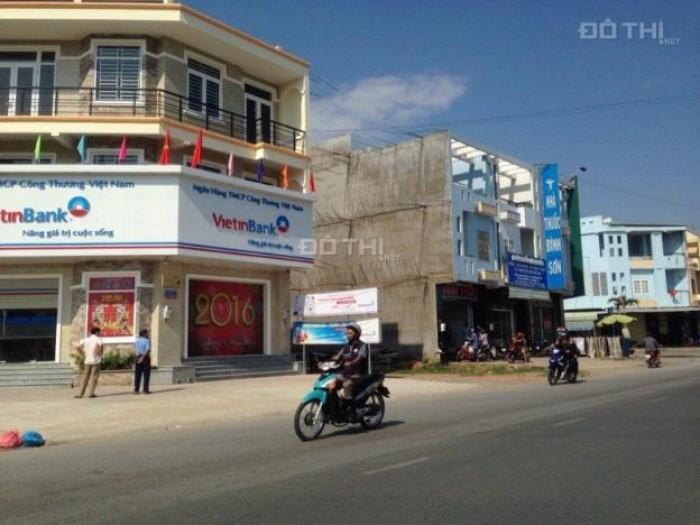 Đất ngay chợ Đại Phước, cách Phà Cát Lái 2km, mặt tiền đường Lý Thái Tổ, giá 1.65 tỷ/100m2