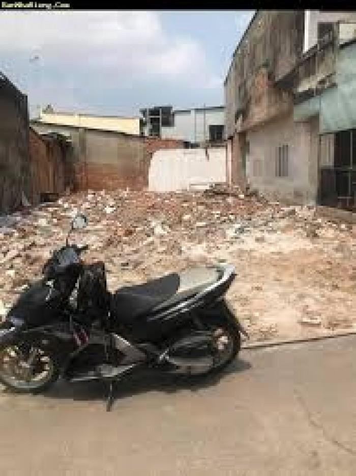 Tôi có lô đất mặt tiền đường Võ Thị Sáu, xã Phú Đông Cần bán gấp
