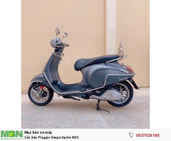 Cần bán Piaggio Vespa Sprint ABS